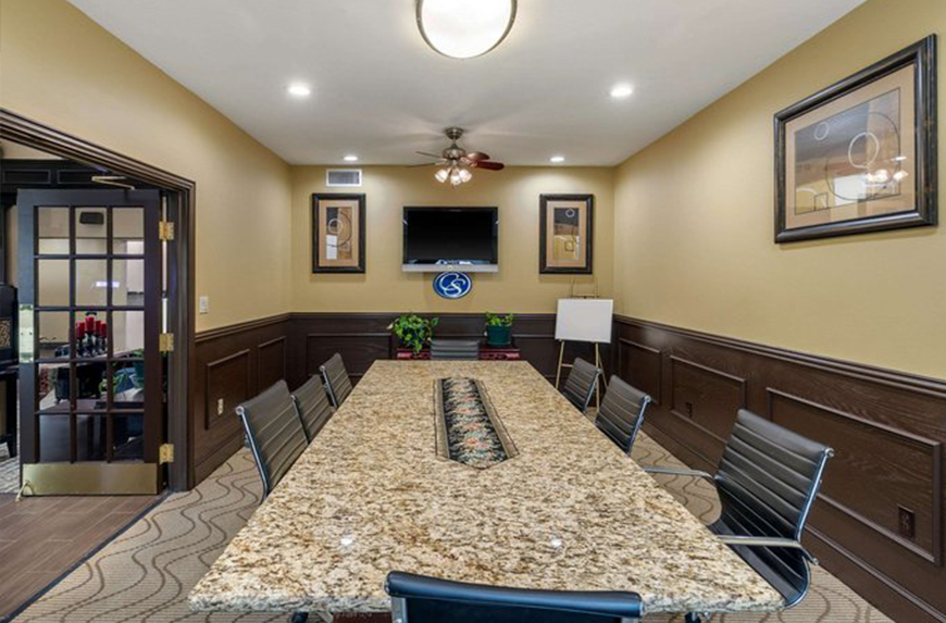 Comfort Suites - Meeting Room - Meeting Page photo
