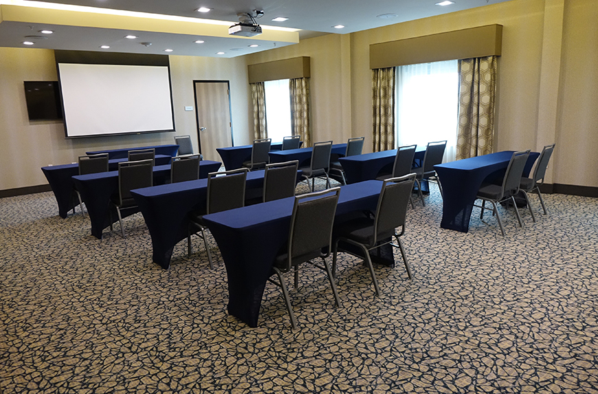 Hampton Inn Meeting Space - Meeting Page photo