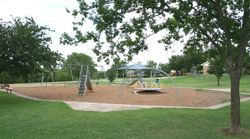 Play Equipment at Bridges Park