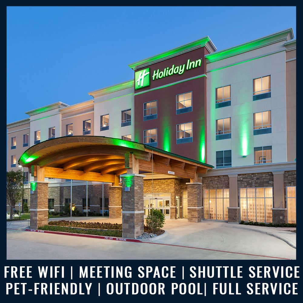 Holiday Inn - Free Wifi | Meeting Space | Pet-Friendly | Shuttle Service | Outdoor Pool | Full Servi