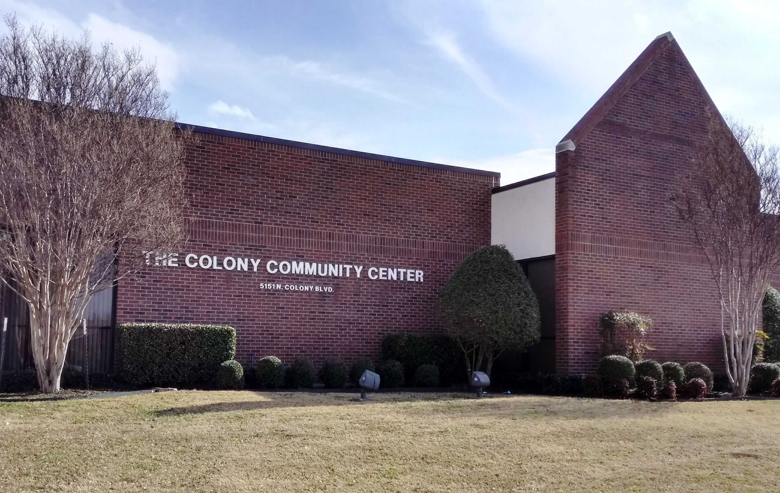 The Colony Community Center