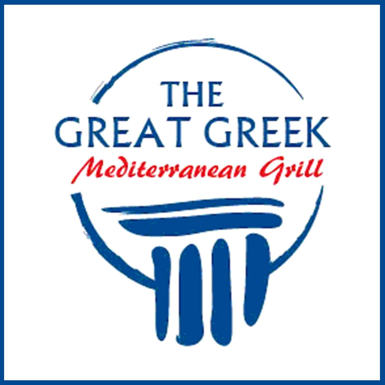 The Great Greek Mediterranaen Grill Logo - Website Coupon Icon