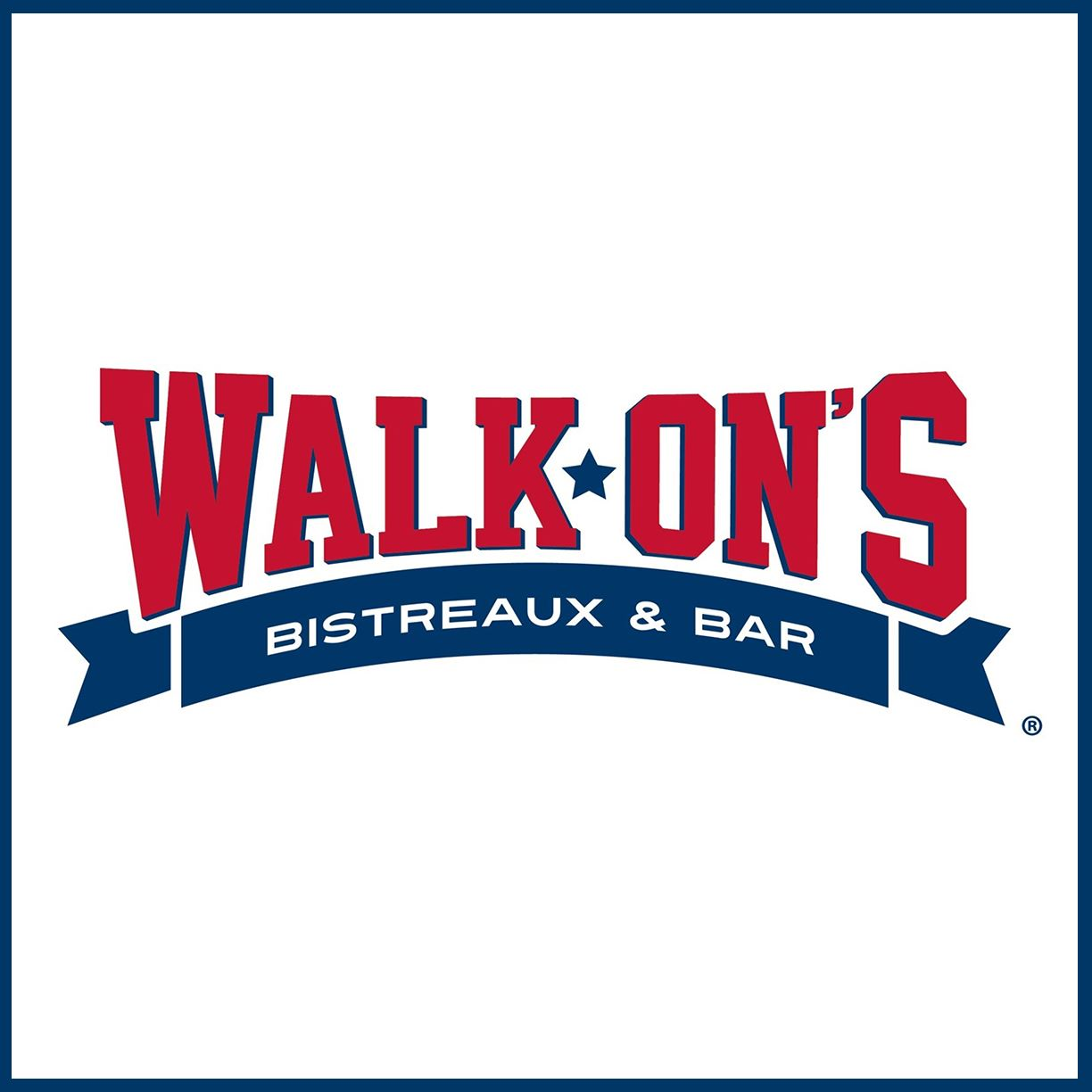 Walk Ons Logo - Website Coupon Icon
