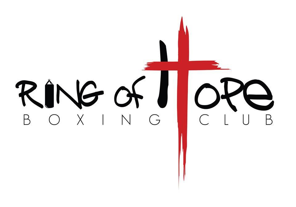 Ring of Hope Boxing Club Logo