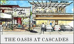 The Oasis at Cascades Website