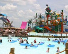 Water Park in The Colony