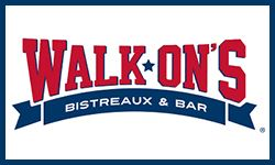 Walk-Ons Bistreaux and Bar Opens in new window