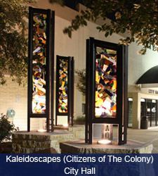 Kaleidoscapes (Citizens of The Colony) City Hall