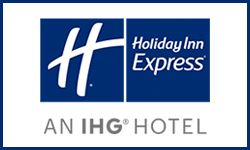 Holiday Inn Express Logo Opens in new window
