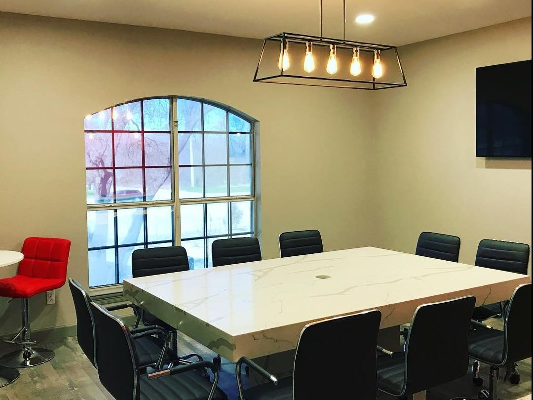 Ollio Office Suites Conference Room