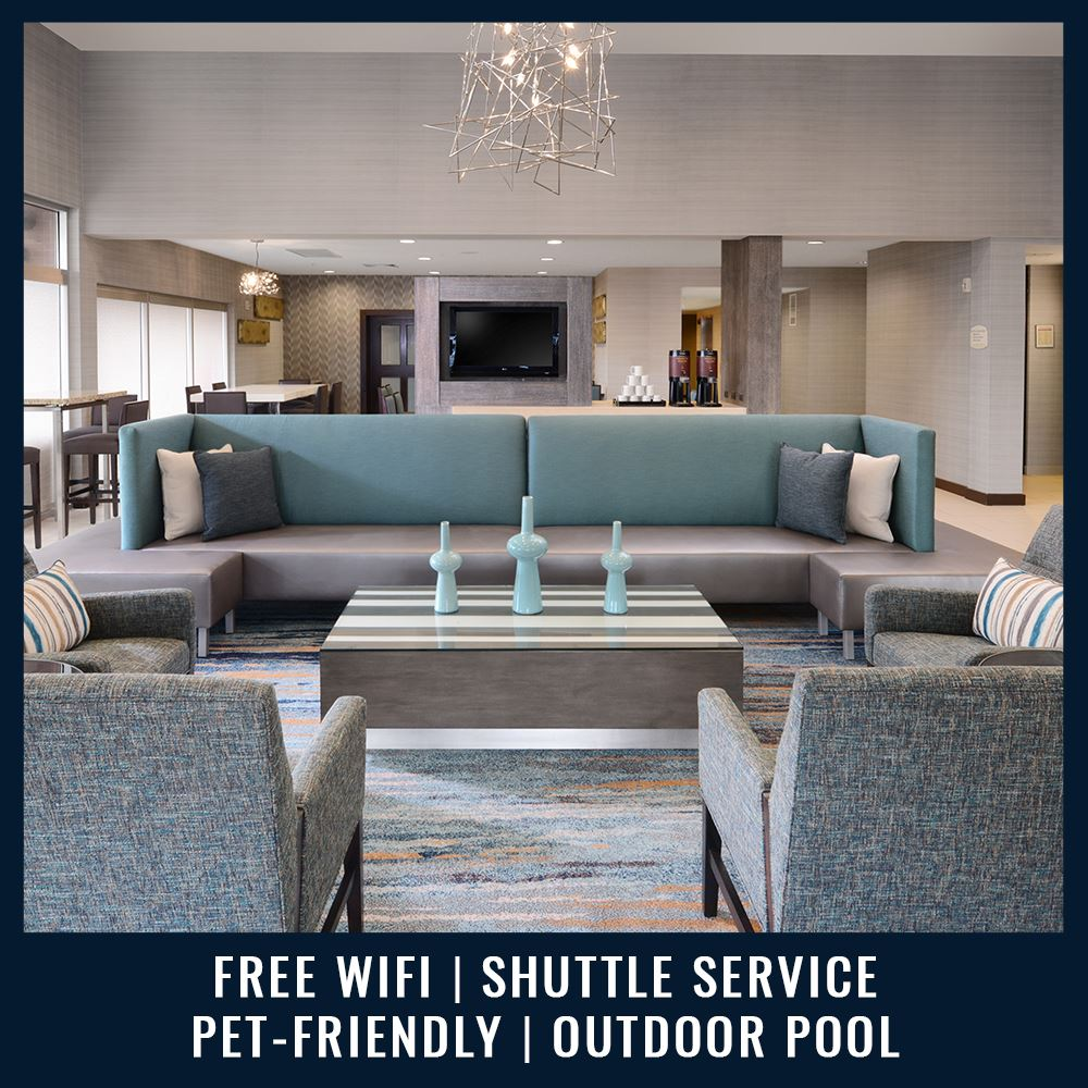 Residence Inn by Marriott - Free Wifi | Shuttle Service | Pet-Friendly