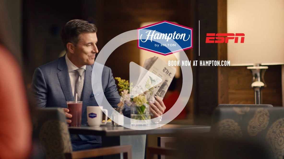 Hampton Inn Game Day Opens in new window